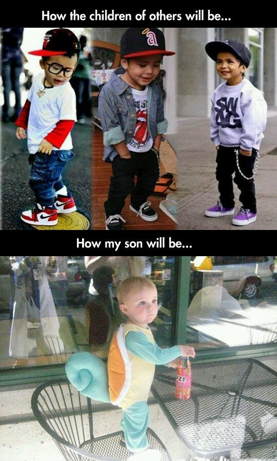 Parenthood done right - meme