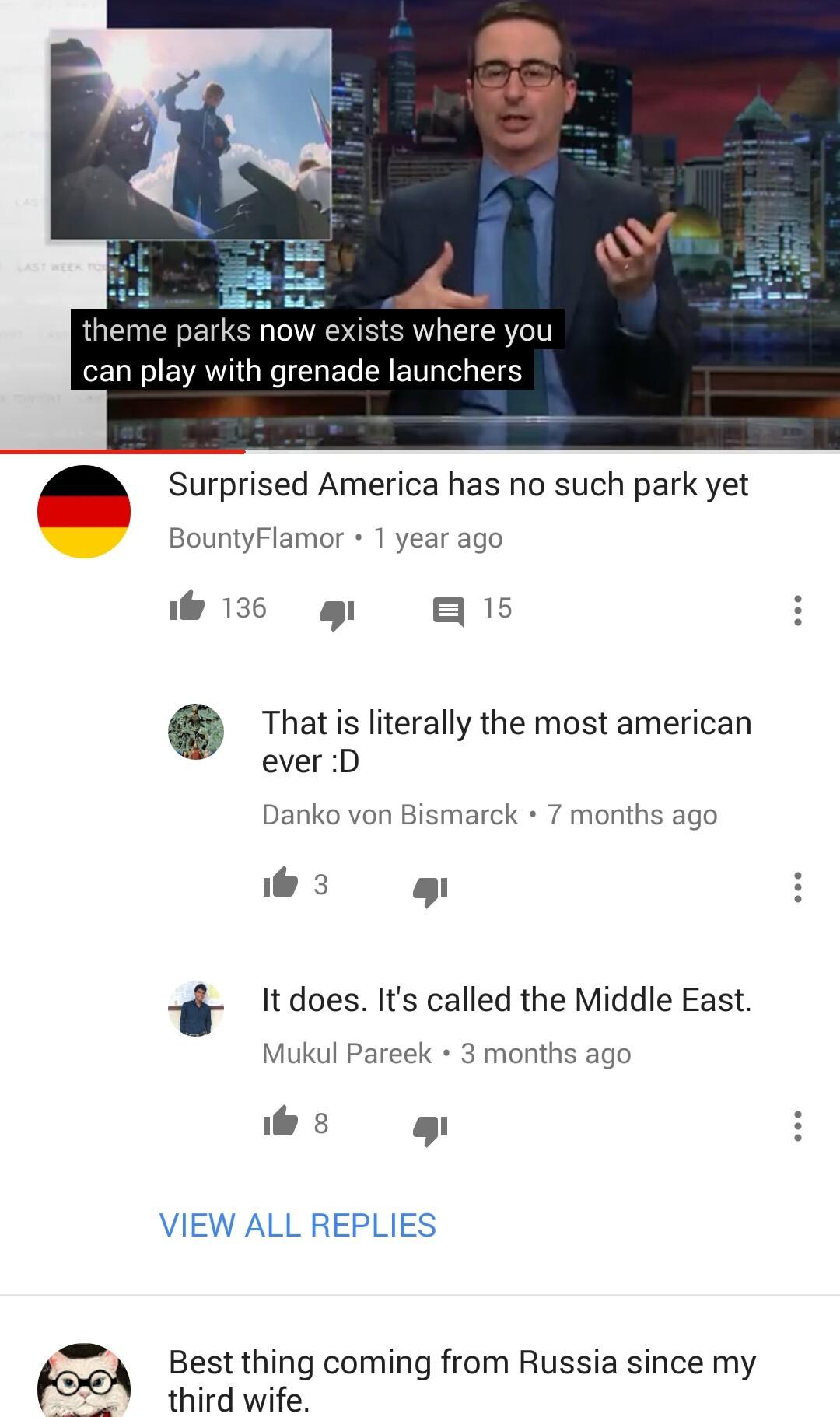 So Russia has a new theme park... - meme