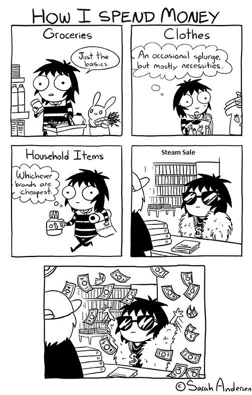 Budget - meme