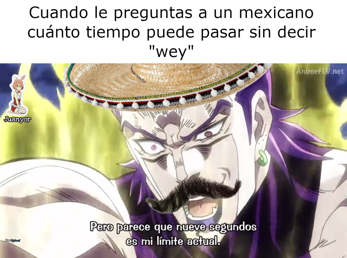 Semi-original para el canario - meme