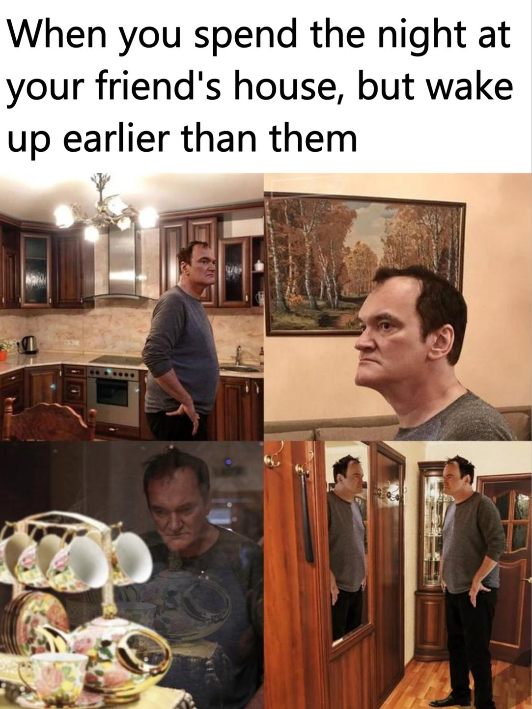 Sleepovers - meme