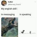 English issues