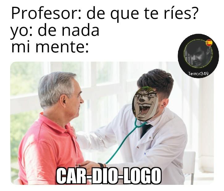 DIO!!! - meme