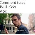 Tuto: comment avoir la PS5