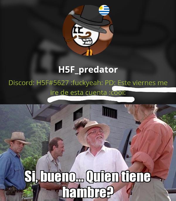Sin ofender, H5F - meme