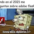 cuando te preguntan sobre adove flash en el 2021