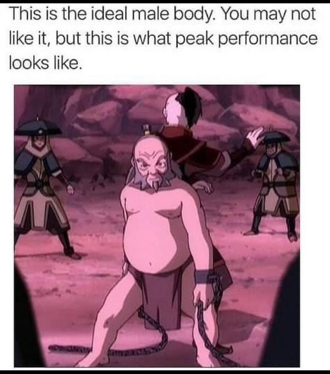 Uncle Iroh - meme