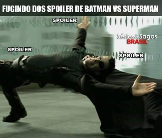 Spoilers - meme