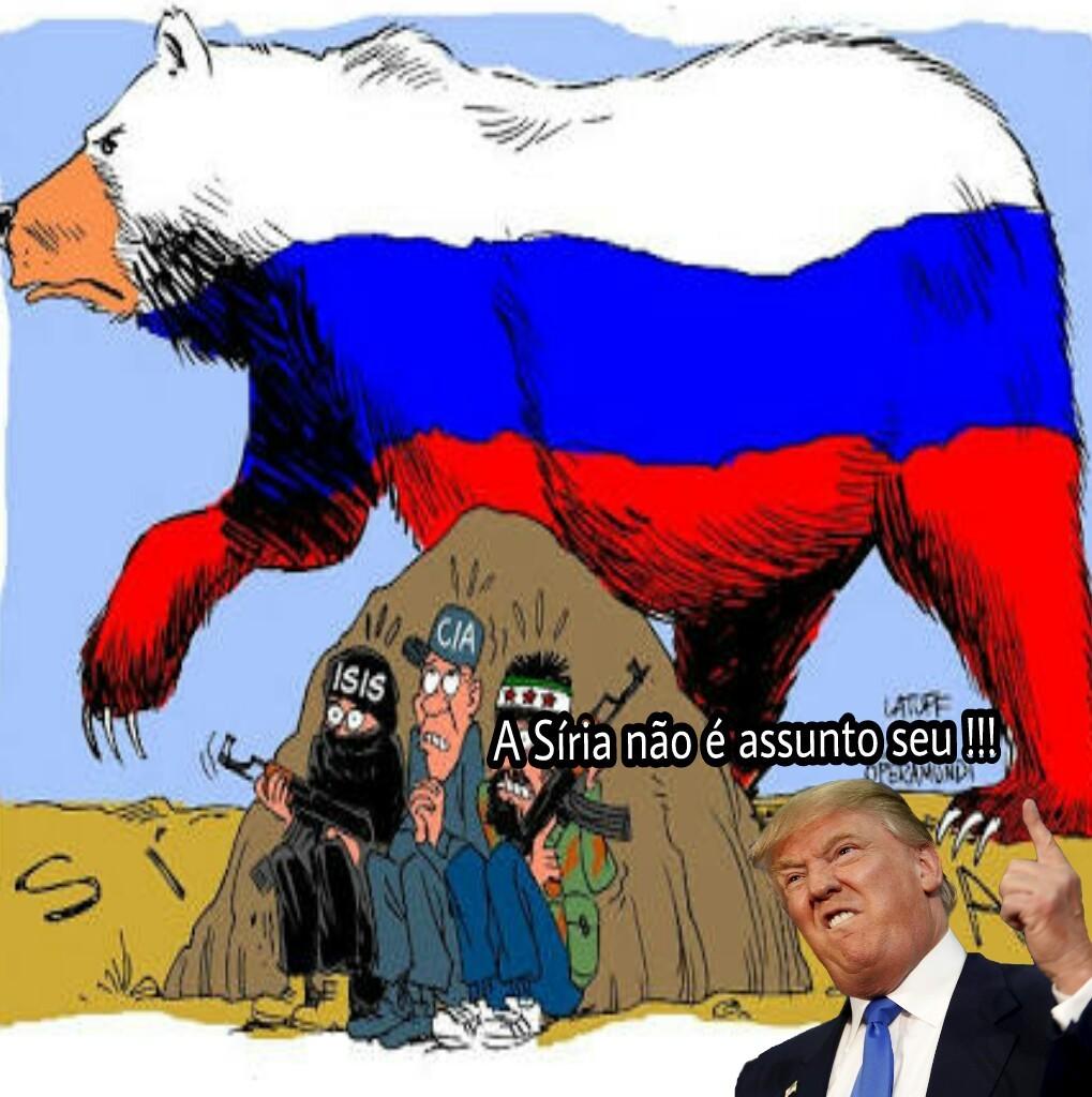 Trump trump... - meme