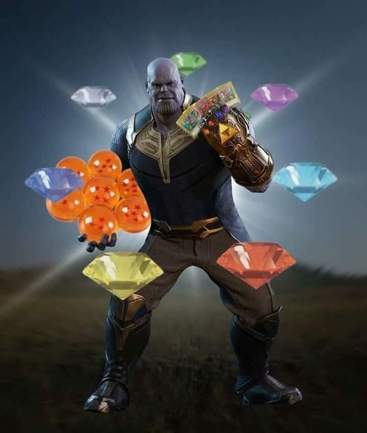 Thanos m'aime. - meme