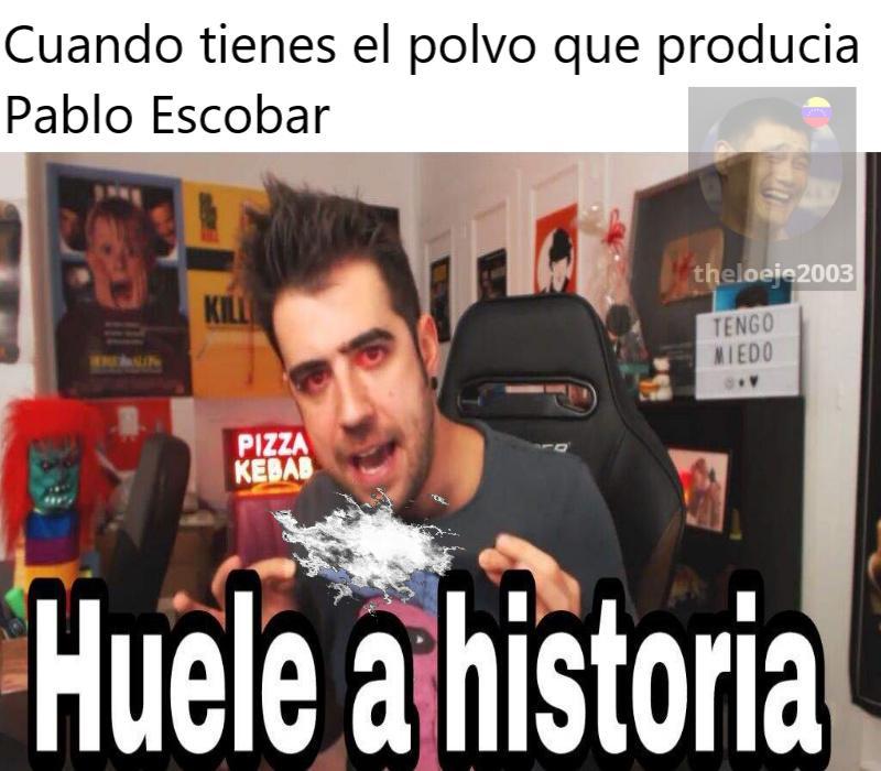 a un colombiano le gusto este meme