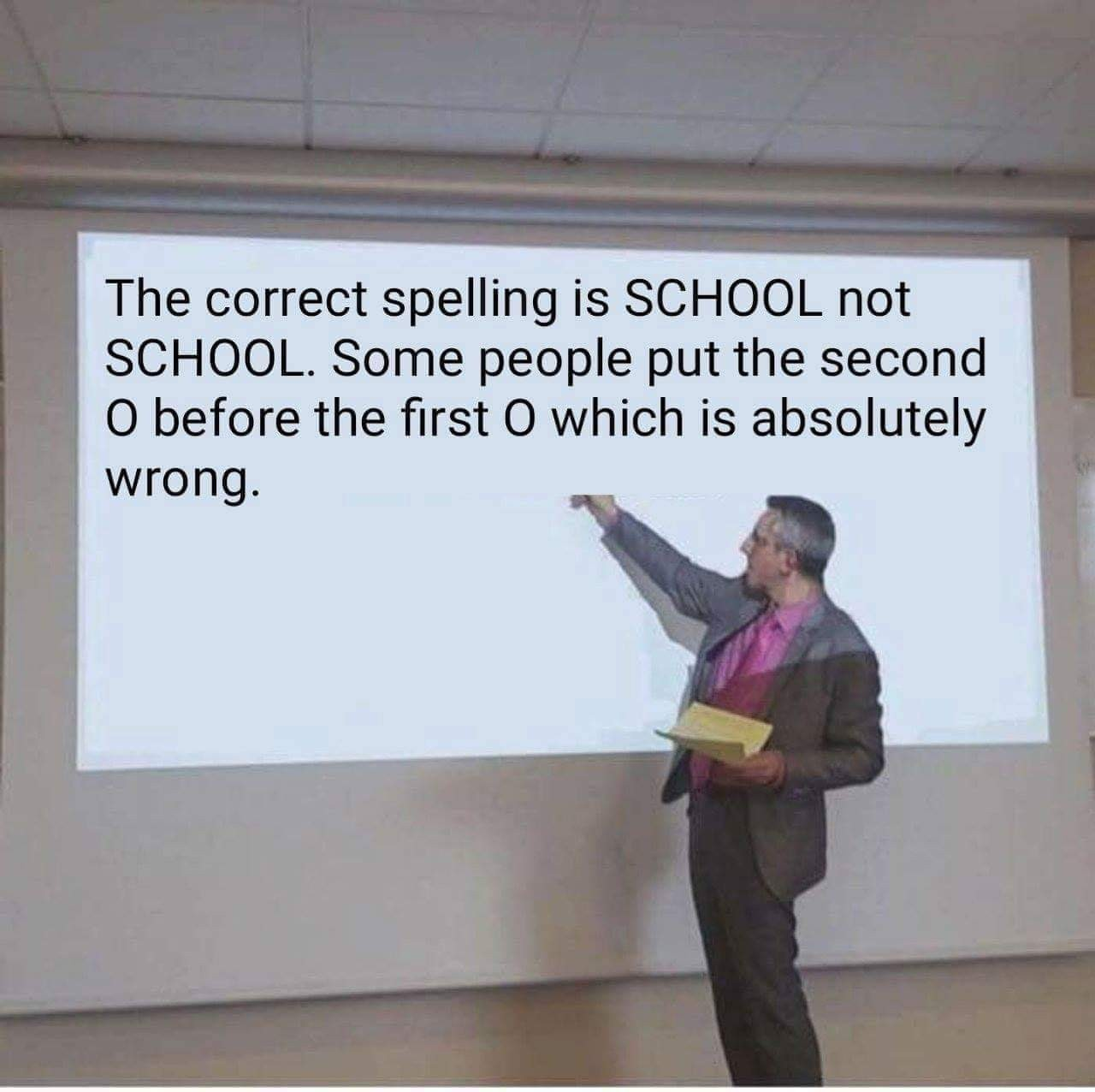 Correct - meme