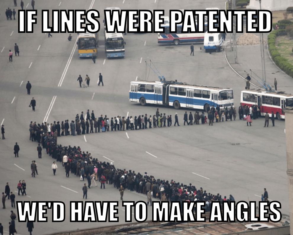 lines - meme