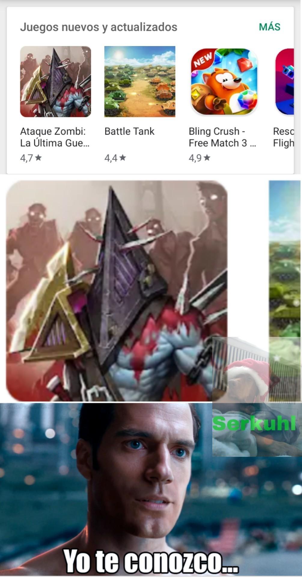 Pinshi pyramid head - meme