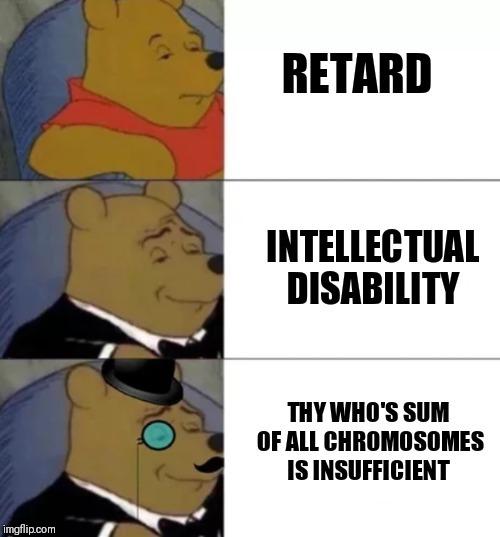 Wise Pooh - meme