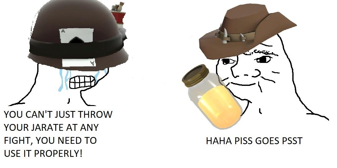 Ahg Piss - meme