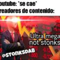 not stonks :(