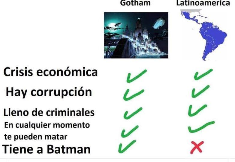 Es BatGOD - meme
