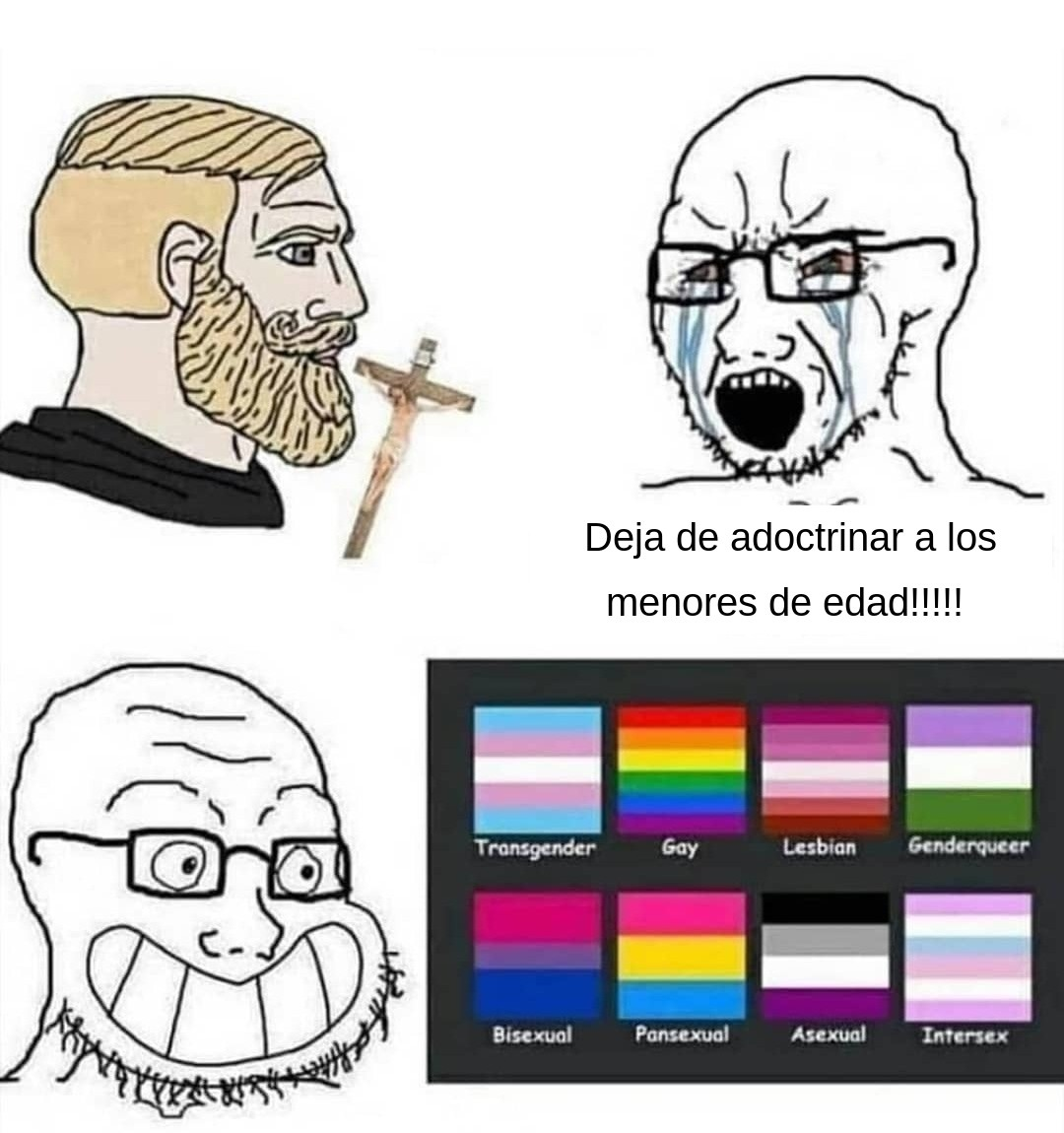 Ave Christus Rex - meme