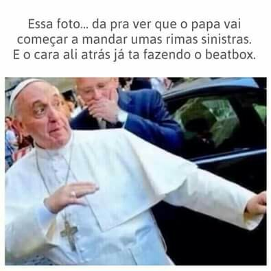 Melhor q Eminem - meme