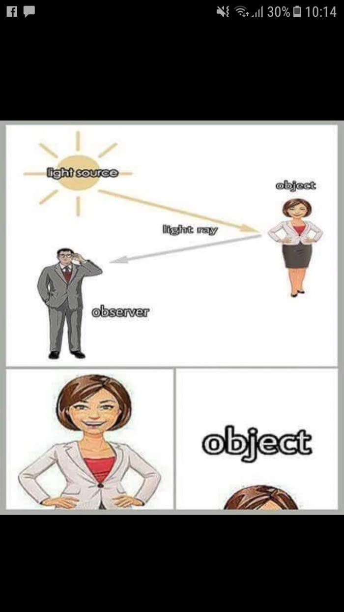 A fisica nao mente - meme