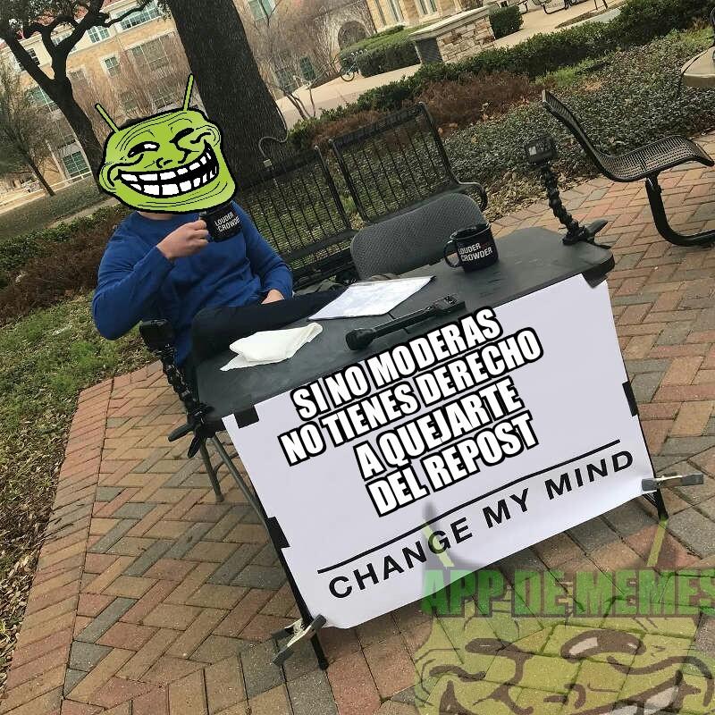 hce tiempo que hago memes...
