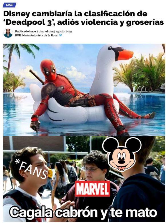 Pinshe Disney - meme