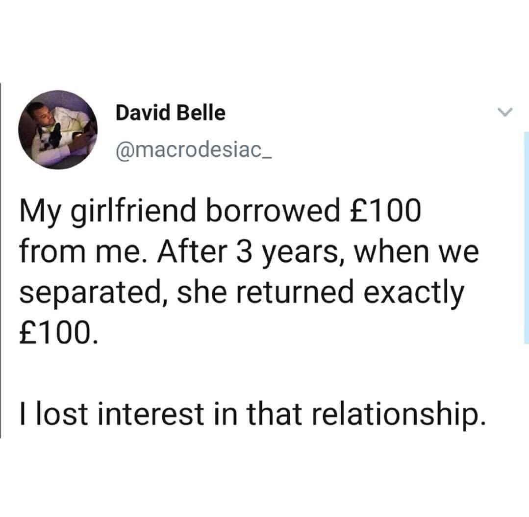 Interest interest - meme