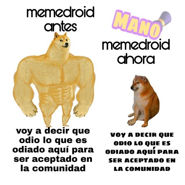 Los grasosos, Otakus, fan de jojo's, gachatubers, fueros, etc - meme