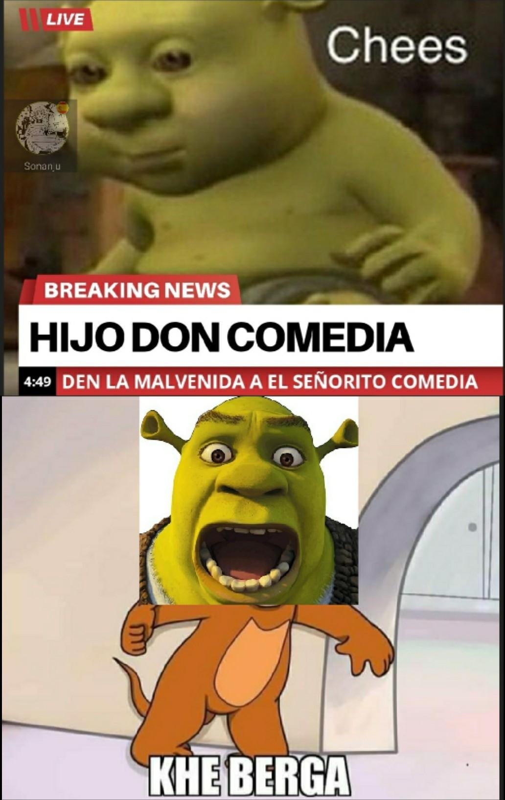 Señorito don comedia - meme