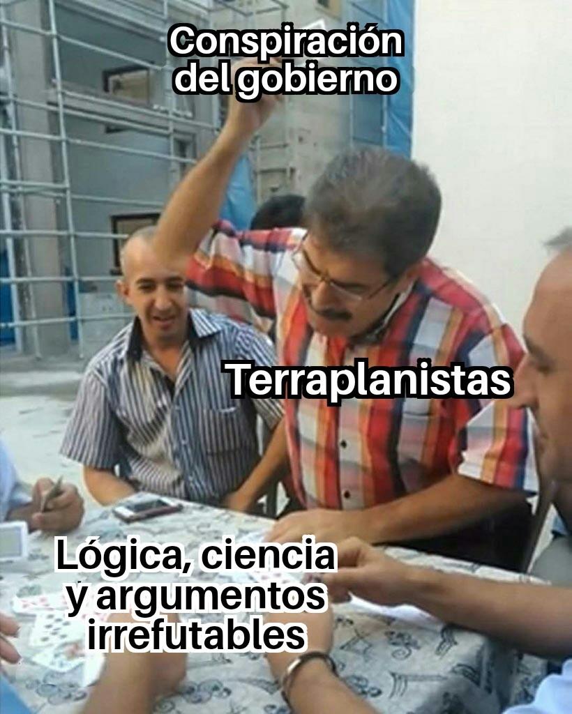 una broma entre cientificos se desmadro - meme