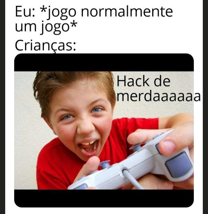 Esses kid - meme