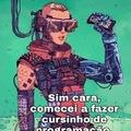 Cyberpunk mlk, hackerman