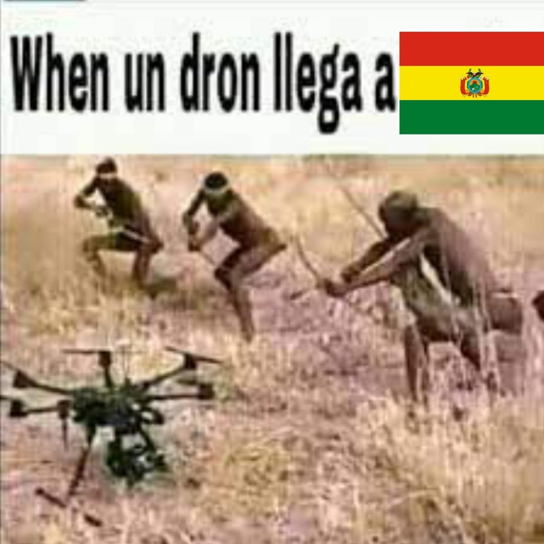 Bolivianos Putos - meme