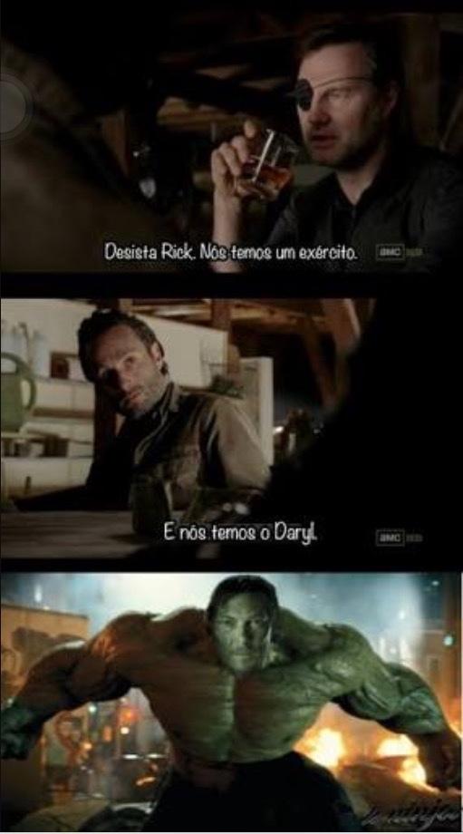 Hulkyl FODÃO!!! - meme