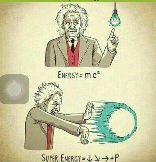 Super energy (sigueme y te sigo) - meme
