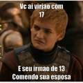 Joffrey...