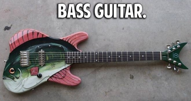 That's a bass alright - meme
