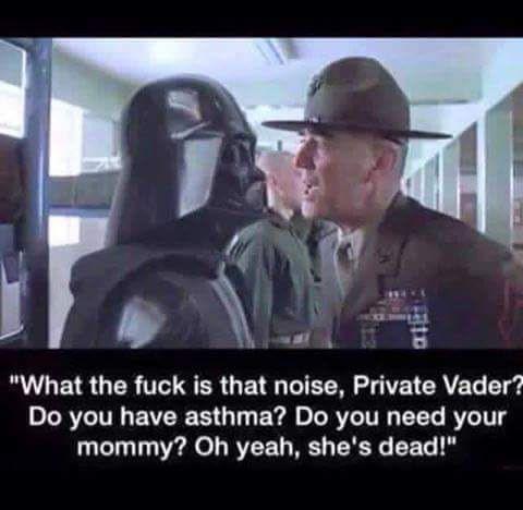 Vader - meme