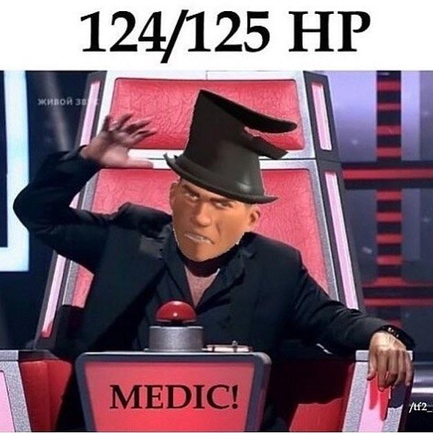 MEDIC!MEDIC!MEDIC! - meme