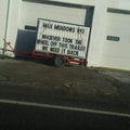 This is the Fire Department I pass on the way to work.