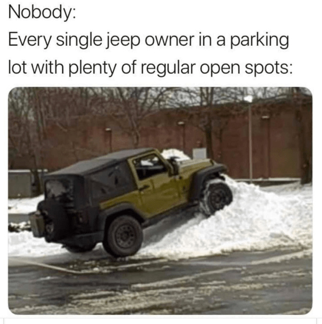 Gotta show off my mall crawler - meme