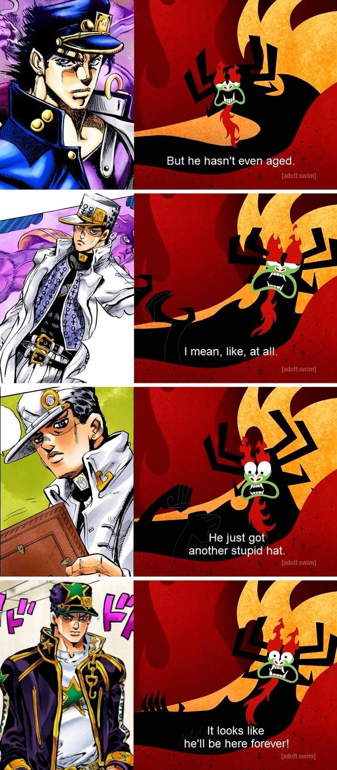 ORA ORA ORA - meme