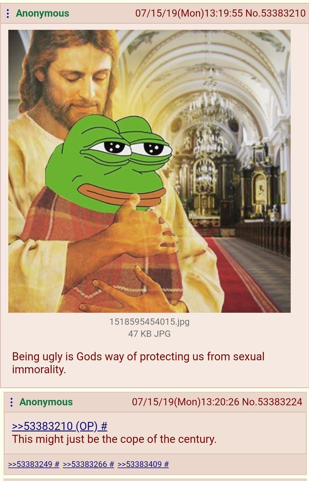 Cope - meme