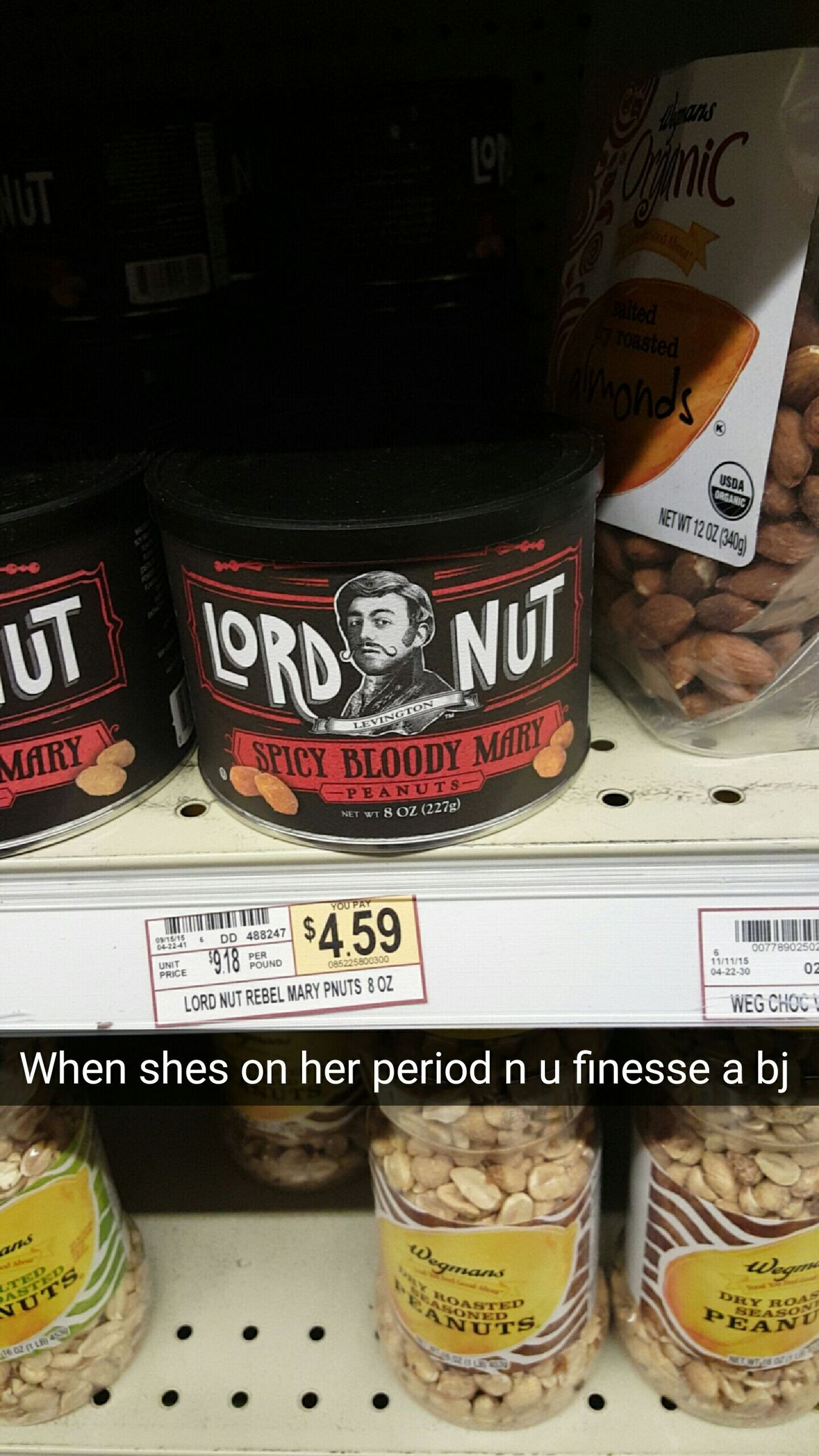I'd take a blowjob from Bloody Mary - meme