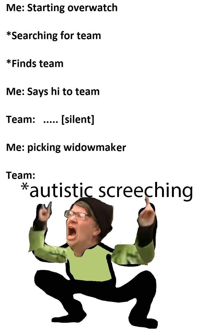 Overwatch - meme