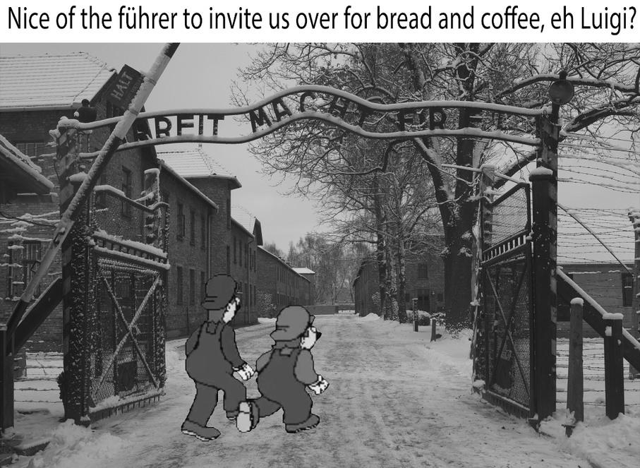 Beunos dias, Mussolini! - meme