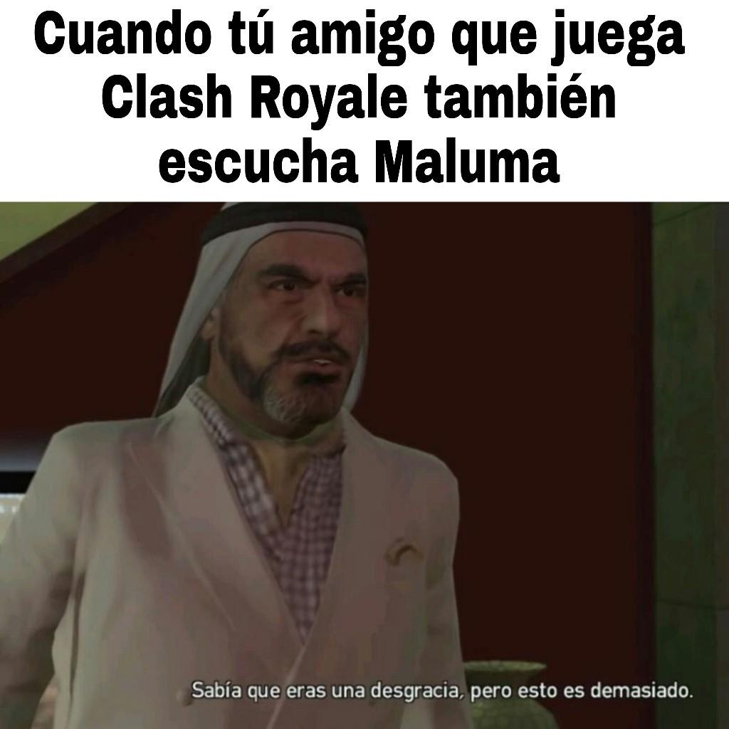 Maluma - meme