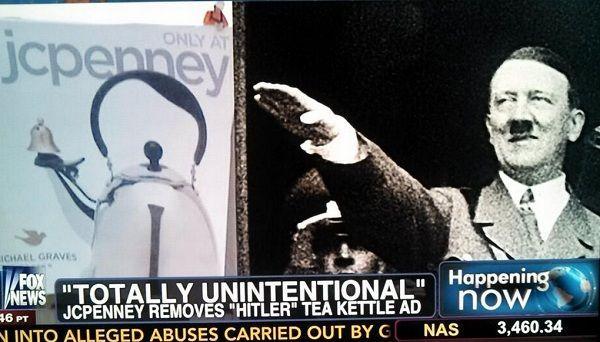 Triggered by a tea kettle - meme