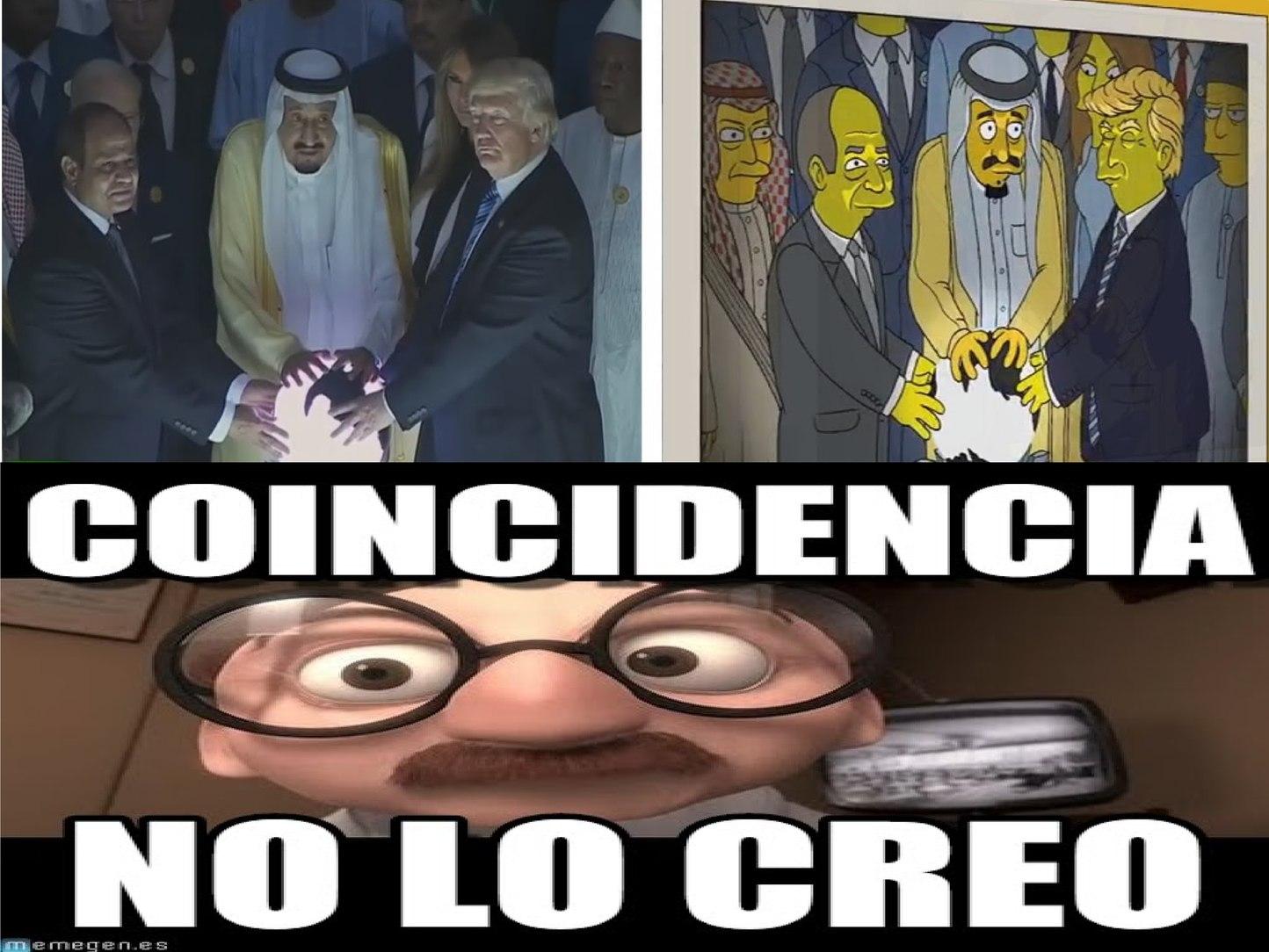 COUNCIDENCIA NO LO CREO - meme